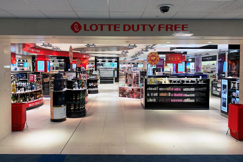 Lotte Duty Free Darwin
